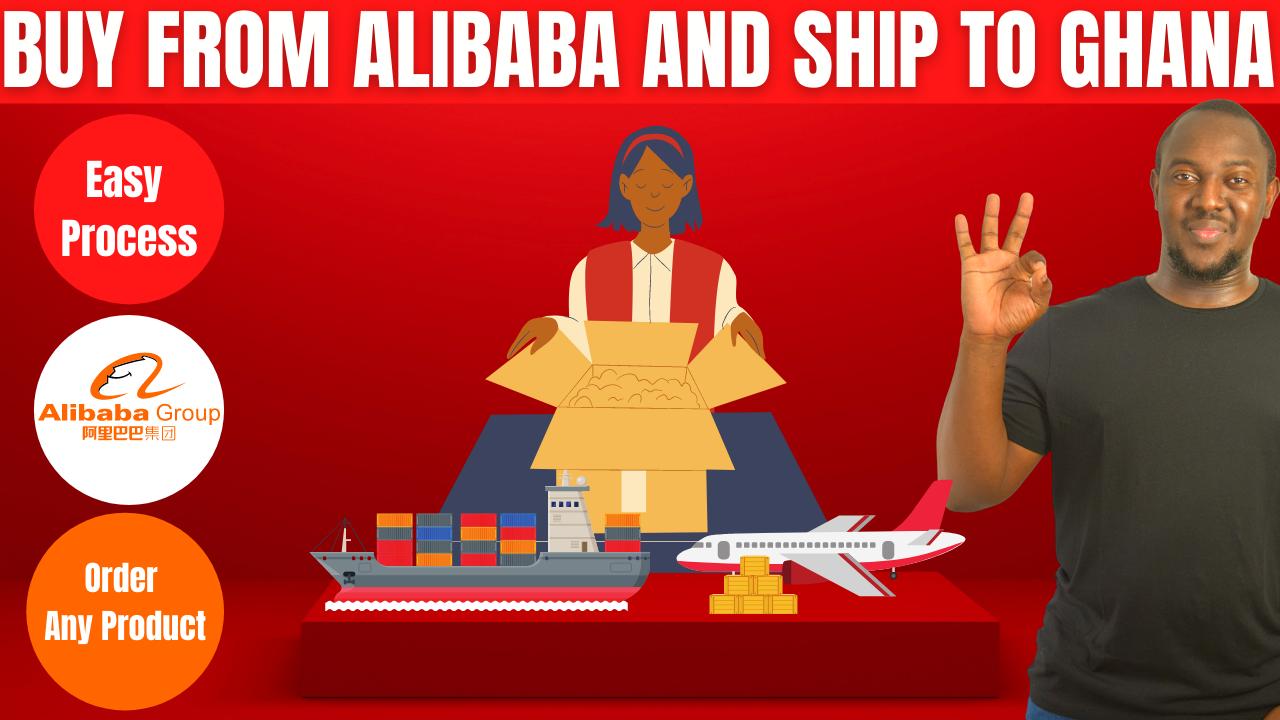 Alibaba to Ghana